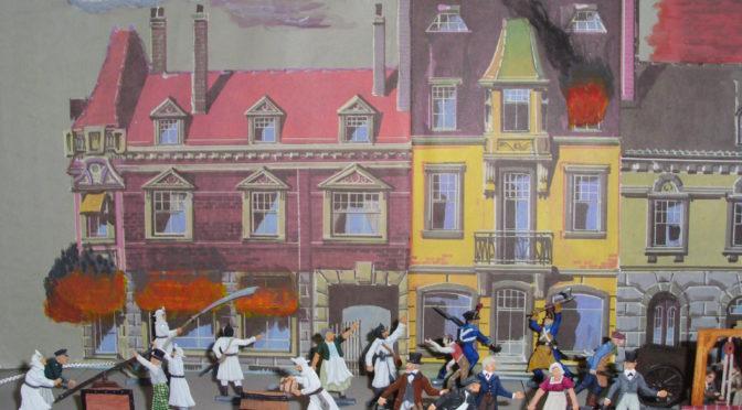 Der Große Brand von 1842 in Hamburg