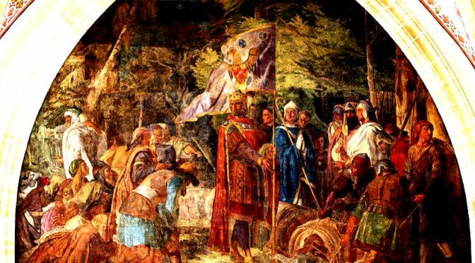Die Sachsenkriege Karls des Großen