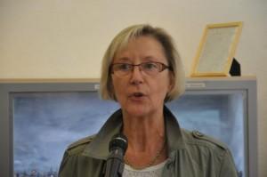 SV Bürgervorsteherin Karin Süfke (SPD)